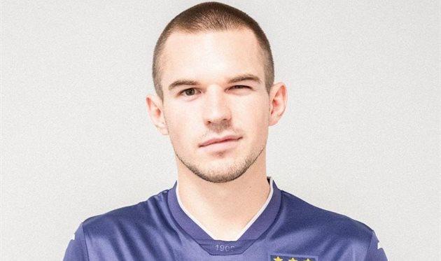 Богдан Михайличенко, фото Андерлехт