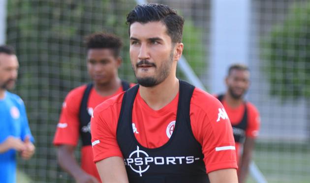 Нури Шахин, Fraport TAV Antalyaspor