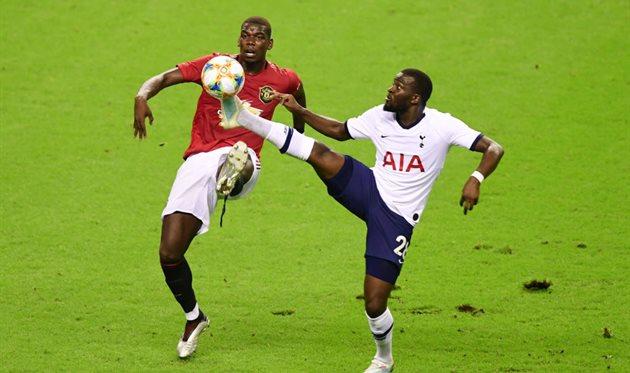 Поль Погба и Танги Ндомбеле, Getty Images
