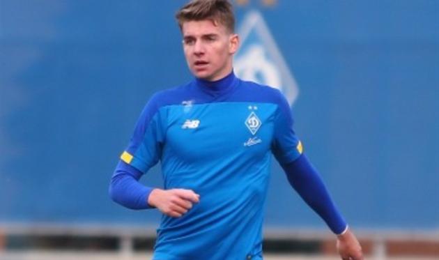 Александр Сирота, фото Динамо