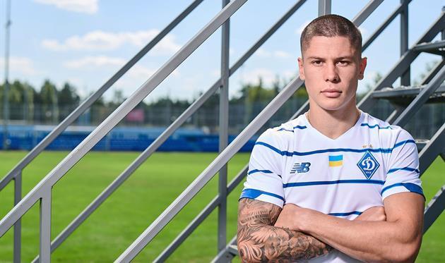 Денис Попов, ФК Динамо Киев