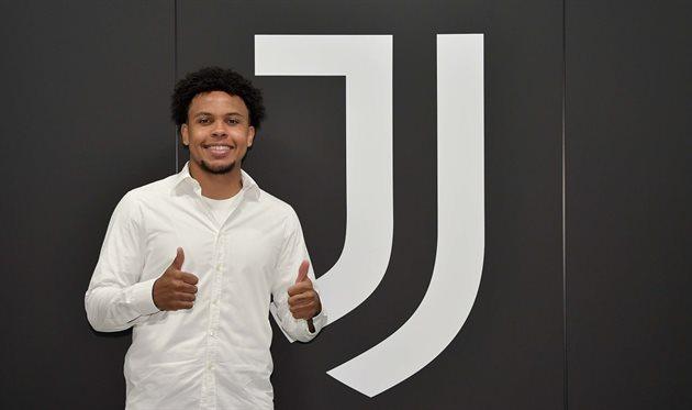 Вестон Маккенни, Juventus FC