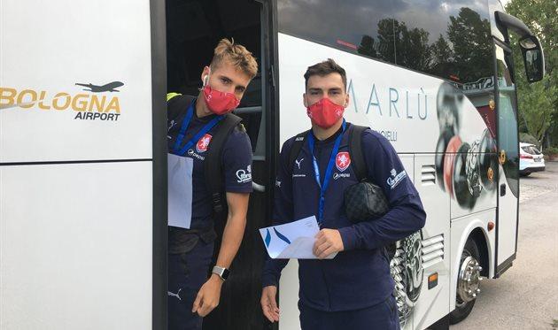 Фото пресс-службы сборной Чехии