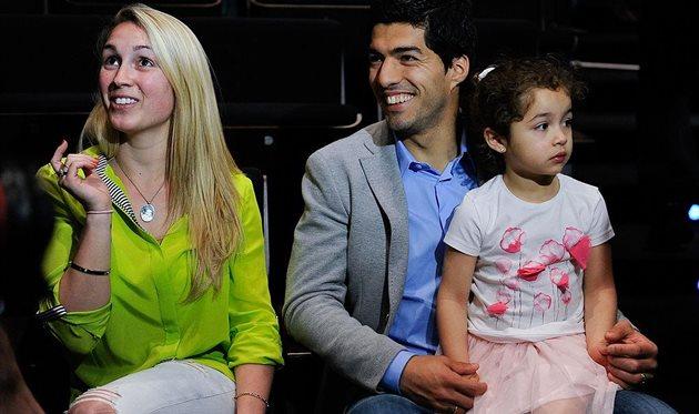 В Италии жена-итальянка не гарантирует Луису Суаресу гражданство, Getty Images