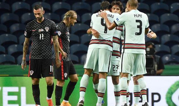Португалия — Хорватия, twitter.com/EURO2020FR