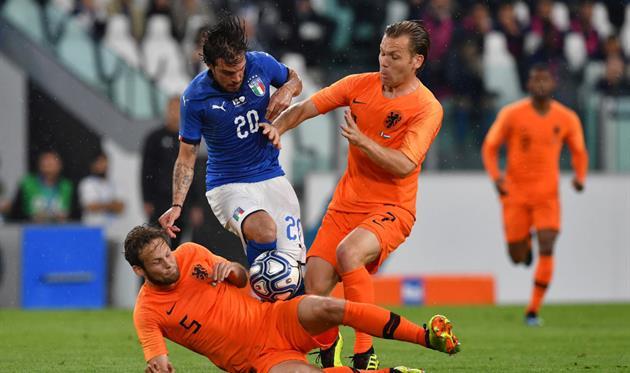 Нидерланды - Италия, Getty Images