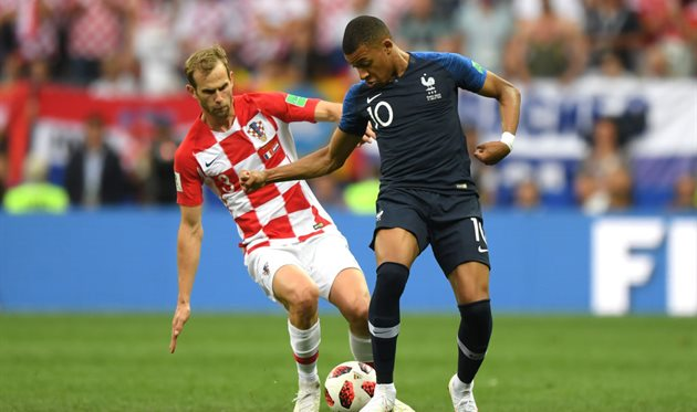 Франция — Хорватия, Getty Images