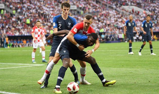 Франция - Хорватия, Getty Images