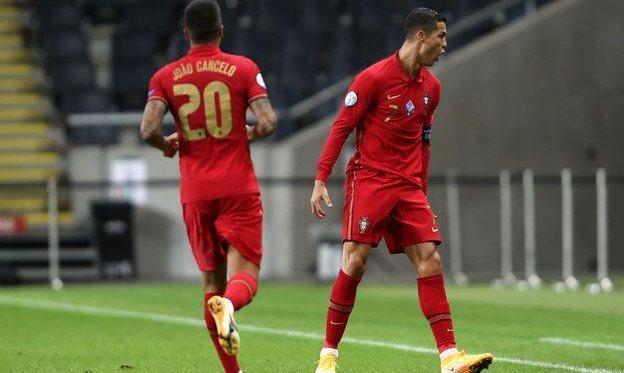 Швеция — Португалия 0:2 Видео голов и обзор матча