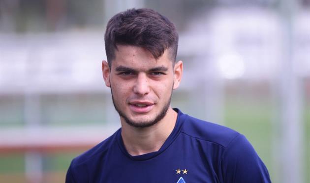 Ахмед Алибеков, ФК Динамо Киев