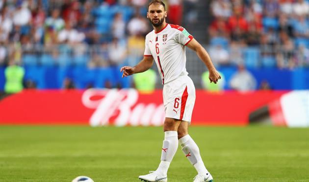 Бранислав Иванович, Getty Images
