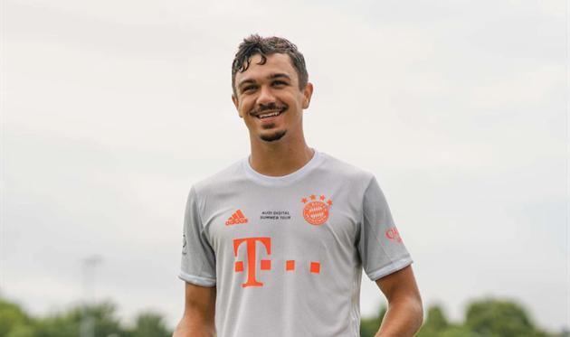 Оливер Батиста-Майер, фото ФК Бавария