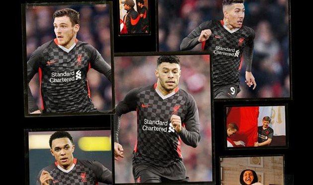 Ливерпуль презентовал третью форму на сезон-2020/21