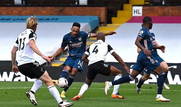 Фулхэм - Арсенал, Getty Images