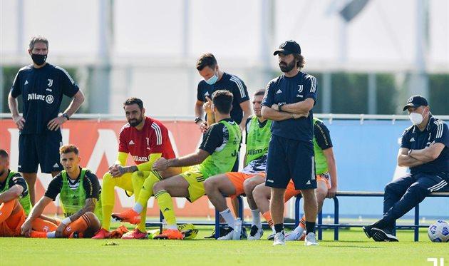 Андреа Пирло смотрит в будущее, фото ФК Ювентус