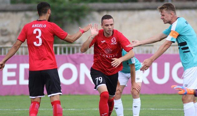 Сергей Вакуленко, фото ФК Арарат-Армения