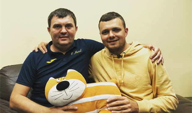 Евгений Красников (слева), instagram.com/rbebekh/