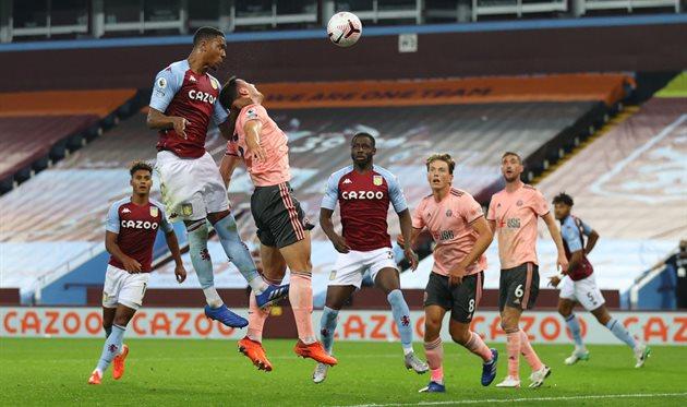 Астон Вилла - Шеффилд Юнайтед, Getty Images
