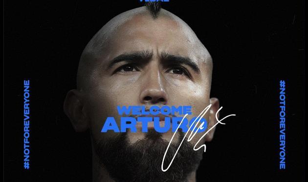 Артуро Видаль, inter.it