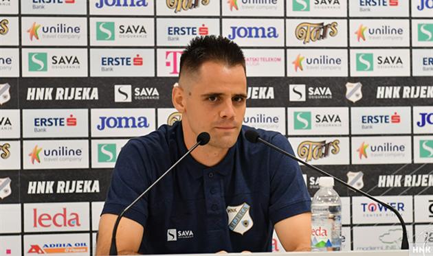 Симон Рожман, фото ФК Риека