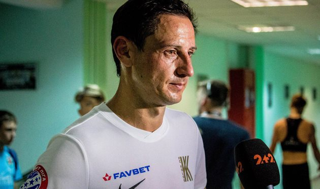 Виталий Гавриш, фото КОлос