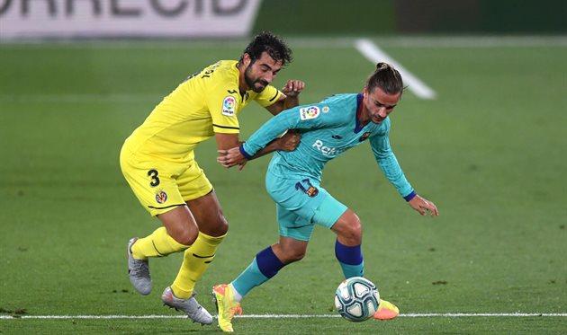 Барселона - Вильярреал, Getty Images