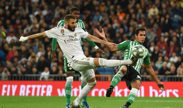 Бетис - Реал Мадрид, Getty Images