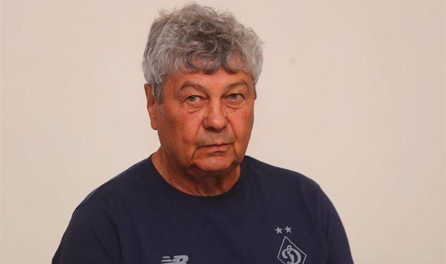 Мирча Луческу, фото ФК Динамо