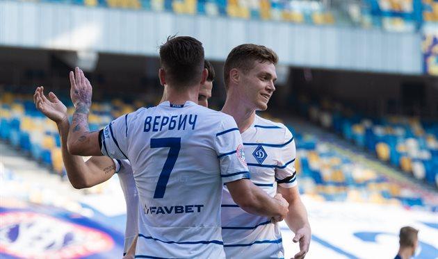 Фото: ФК Динамо Киев