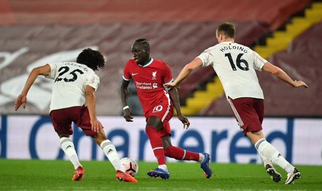 Ливерпуль – Арсенал, Getty Images