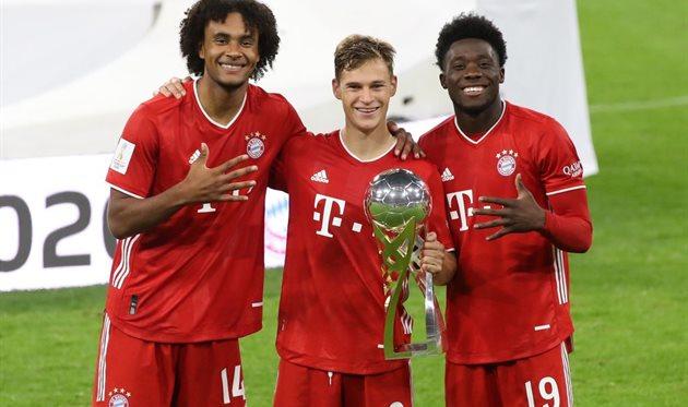 Бавария и Суперкубок Германии, Getty Images
