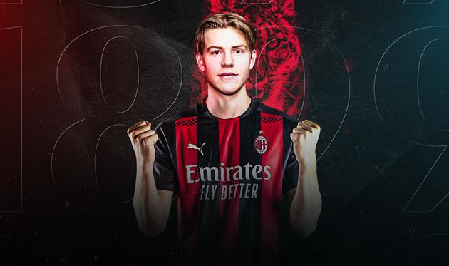 Йенс Петтер Хауге, AC Milan