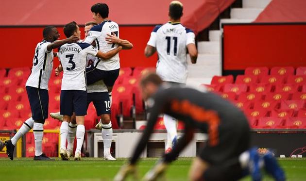 Манчестер Юнайтед — Тоттенхэм, Getty Images