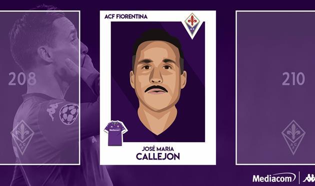Хосе Кальехон, ФК Фиорентина