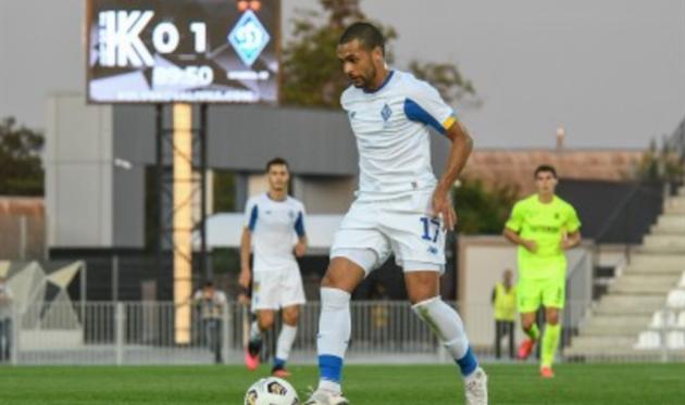 Динамо подписало контракт с Клейтоном