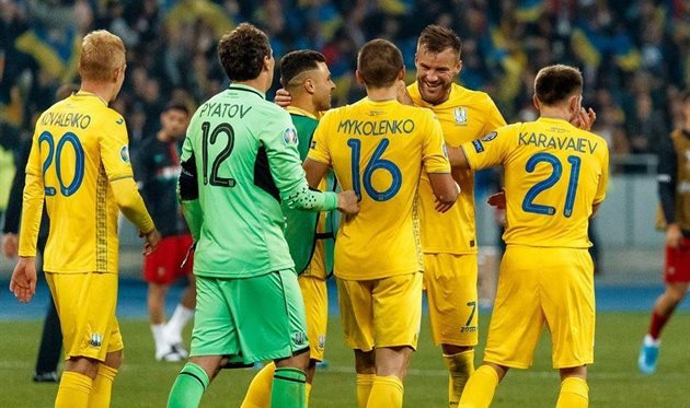 Украина — Германия: прогноз букмекеров на матч Лиги наций