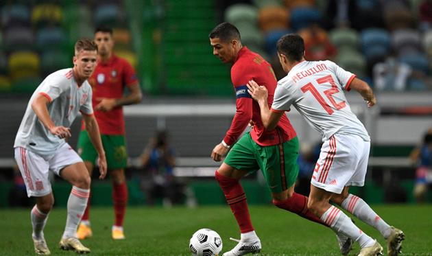 Португалия - Испания, Getty Images