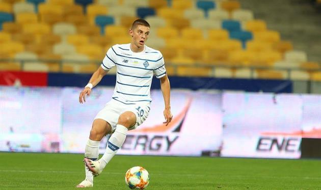 Виталий Миколенко, фото ФК Динамо