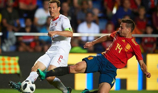 Испания — Швейцария, Getty Images