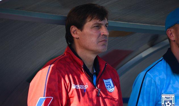 Илья Близнюк, фото ФК Николаев