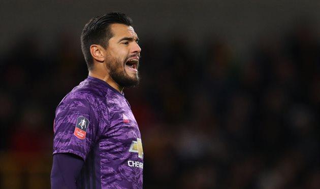 Лидеры Манчестер Юнайтед недовольны отношением клуба к Ромеро