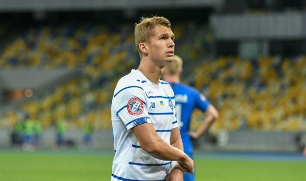 Владислав Супряга, ФК Динамо