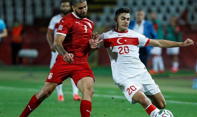 Турция - Сербия, Getty Images