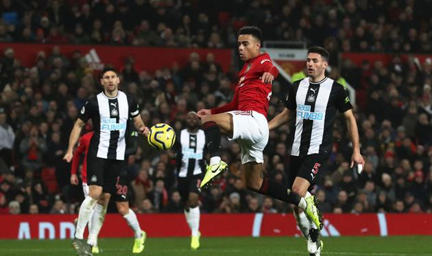 Ньюкасл — Манчестер Юнайтед, Getty Images