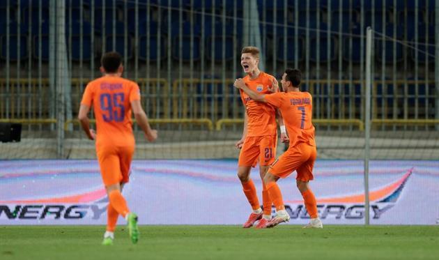 Мариуполь обыграл Минай благодаря спорному пенальти на последних минутах
