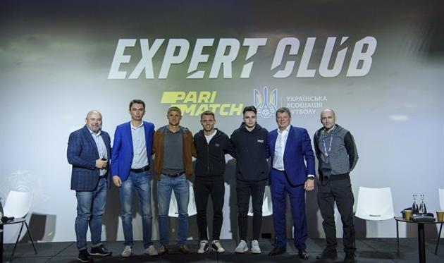 У Києві відбулося засідання експерт-клубу Parimatch на тему матчей збірної України
