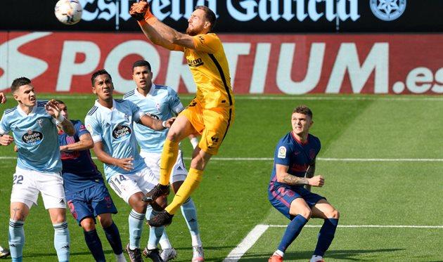 Сельта — Атлетико, Getty Images