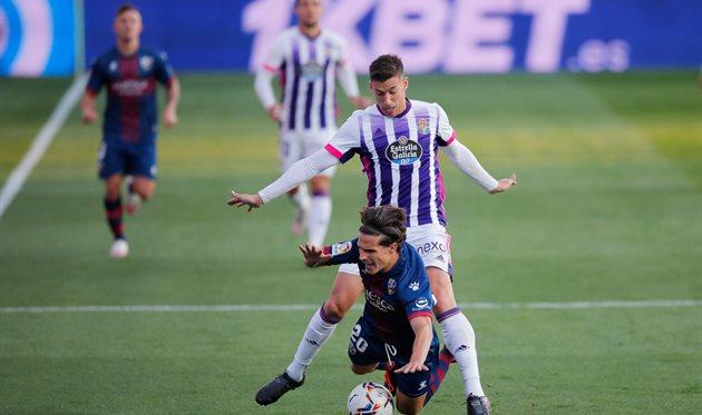Уэска и Вальядолид сыграли вничью, Эльче обыграл Алавес