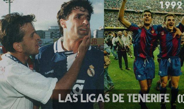 Як Тенеріфе вкрав два чемпіонські титули в Реала та подарував їх Барселоні
