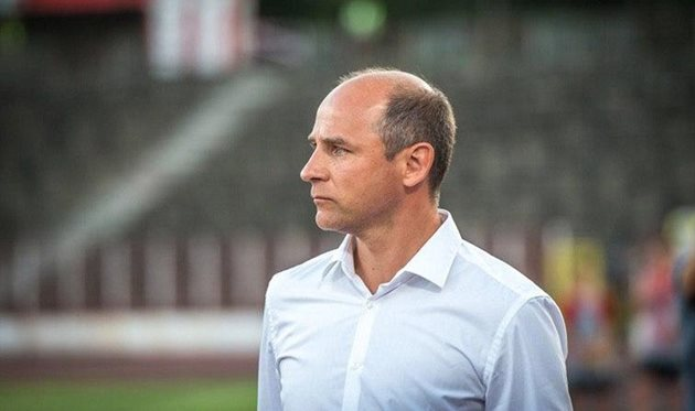 Виктор Скрипник, фото Заря
